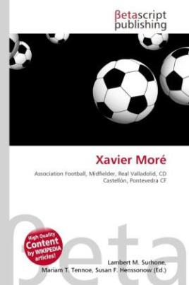 Xavier Moré