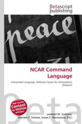 NCAR Command Language
