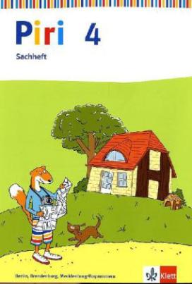 4. Schuljahr, Arbeitsheft, Ausgabe Brandenburg / Berlin