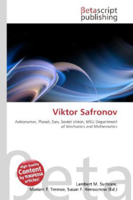 Viktor Safronov