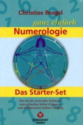 Numerologie - ganz einfach, m. Orakelkarten