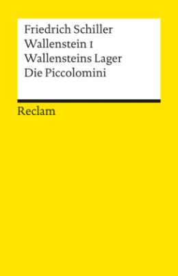 Wallenstein. Tl.1