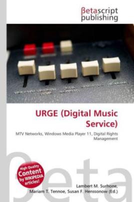 URGE (Digital Music Service)