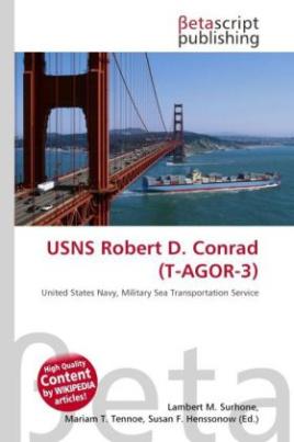 USNS Robert D. Conrad (T-AGOR-3)