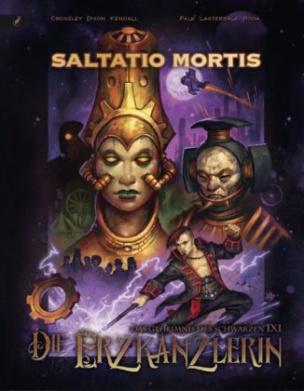 Saltatio Mortis - Das Geheimnis des schwarzen IXI - Die Erzkanzlerin
