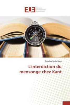 L'interdiction du mensonge chez Kant