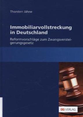 Immobiliarvollstreckung in Deutschland
