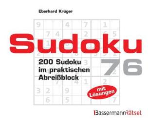 Sudoku Block. Bd.76