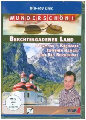 Berchtesgadener Land - Hochgefühle in den Alpen, Blu-ray