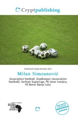 Milan Simeunovi