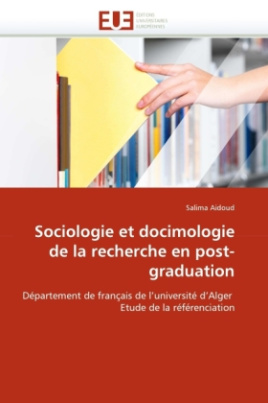 Sociologie et docimologie de la recherche en post-graduation