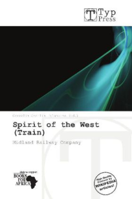 Spirit of the West (Train)