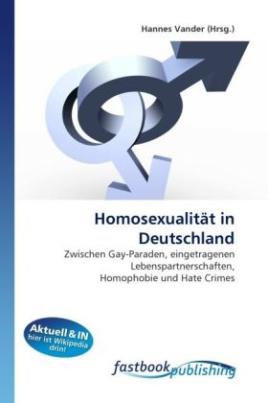 Homosexualität in Deutschland