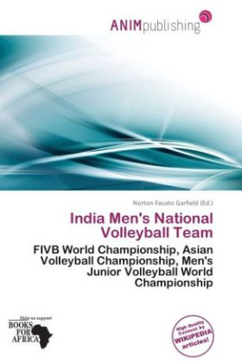 India Men's National Volleyball Team