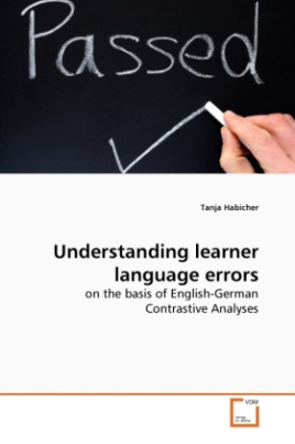 Understanding learner language errors