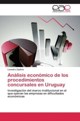 Análisis económico de los procedimientos concursales en Uruguay