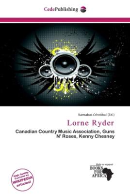 Lorne Ryder
