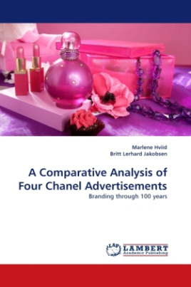 A Comparative Analysis of Four Chanel Advertisements