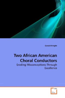 Two African American Choral Conductors