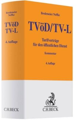 TVöD/TV-L, Tarifverträge für den öffentlichen Dienst, Kommentar