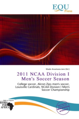 2011 NCAA Division I Men's Soccer Season