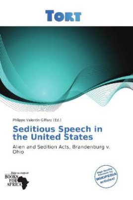 Seditious Speech in the United States
