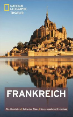 National Geographic Traveler Frankreich