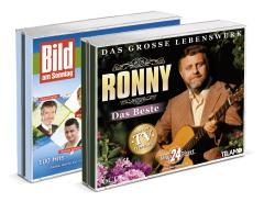 Ronny - Das Beste-Das große Lebenswerk + BamS - Die größten Volksmusik-Hits aller Zeiten