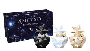 Parfüm Set Night Sky Star Collection 3-teilig - Eau de Parfum für Sie (EdP)