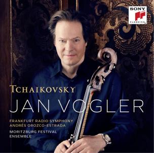 Tchaikovsky: Rokoko Variat./Serenade Melancholique/