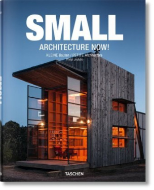 Architecture Now! Small is Beautiful. Kleine Bauten. Petite Architecture. Dtsch.-Engl.-Französ.