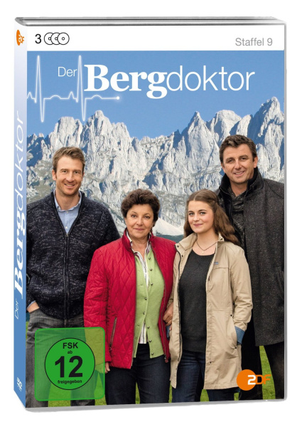 Bergdoktor Staffel 9