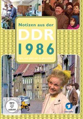 Notizen aus der DDR 1986