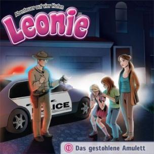 Leonie, Abenteuer auf vier Hufen - Das gestohlene Amulett, Audio-CD