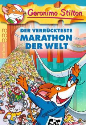 Geronimo Stilton, Der verrückteste Marathon der Welt