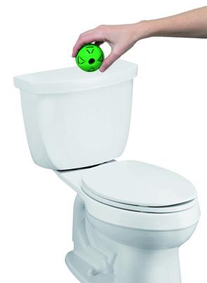 WC-Kugeln, 2er-Set
