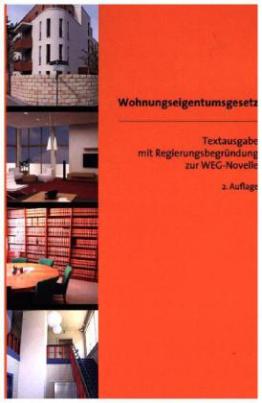 Wohnungseigentumsgesetz (WEG)