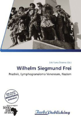 Wilhelm Siegmund Frei