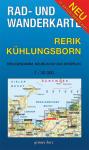 Rad- und Wanderkarte: Graal-Müritz - Rostocker Heide