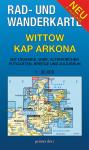 Rad- und Wanderkarte: Wittow - Kap Arkona