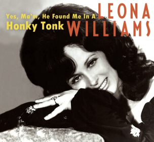 Yes,Ma'm,He Found Me In A Honky Tonk